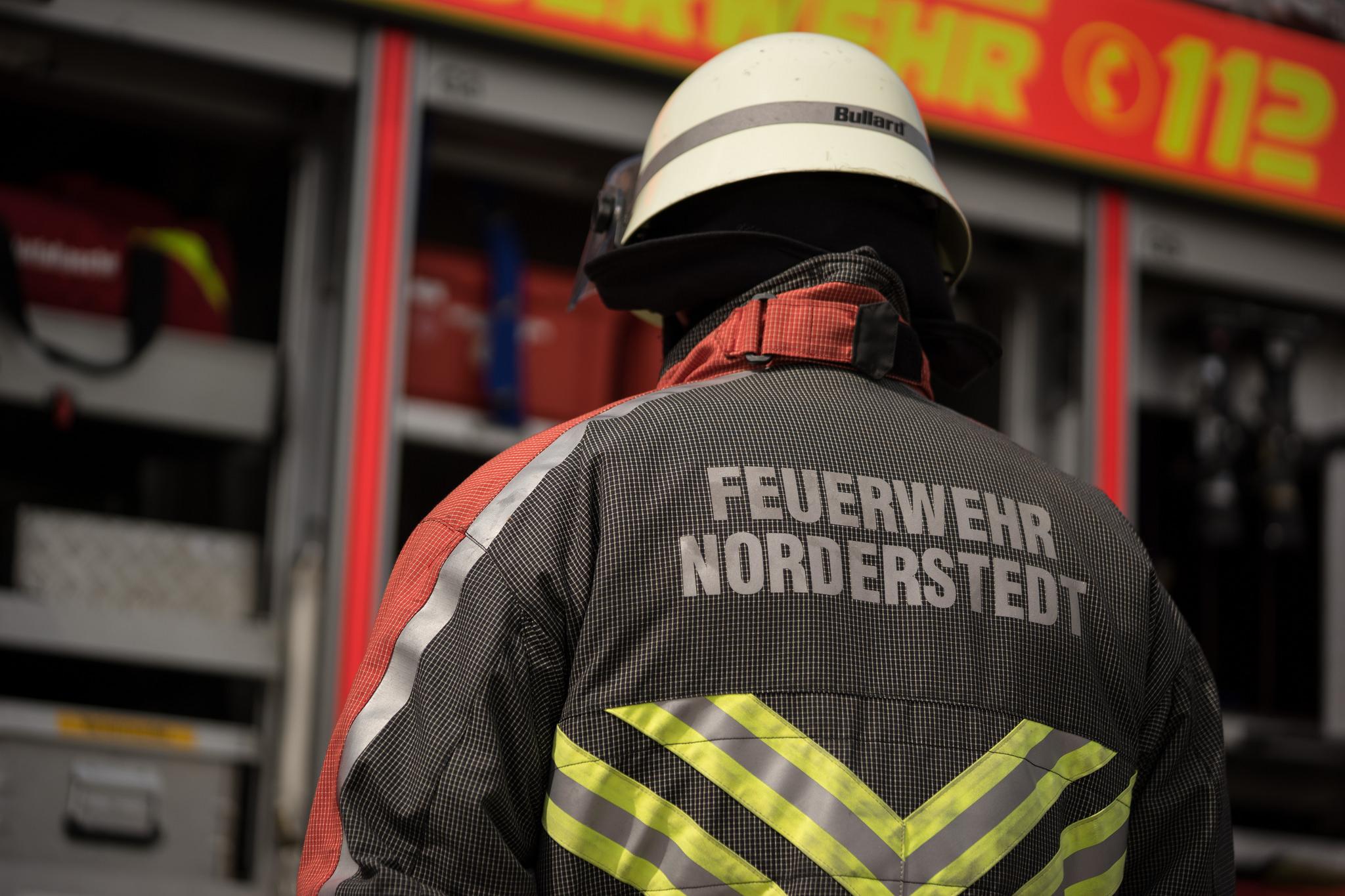 2 Einsatz der Feuerwehr Norderstedt